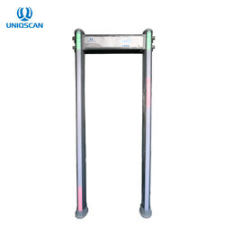 China Uniqscan Multi Zones Waterproof Walk through Security Gate Metal Detector UM600 distribuidor